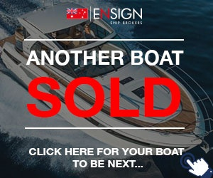 Ensign Another Boat Sold 300x250