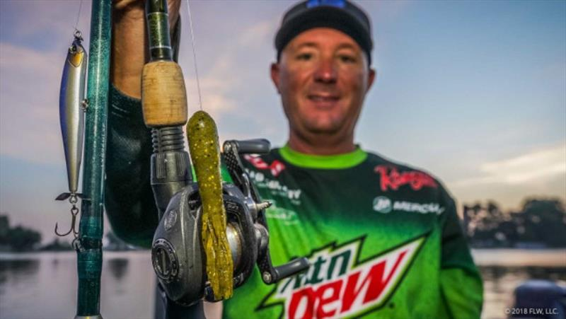 Chad Grigsby - photo © FLW, LLC