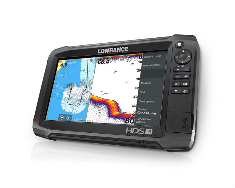 Lowrance delivers another powerful and free software update for HDS