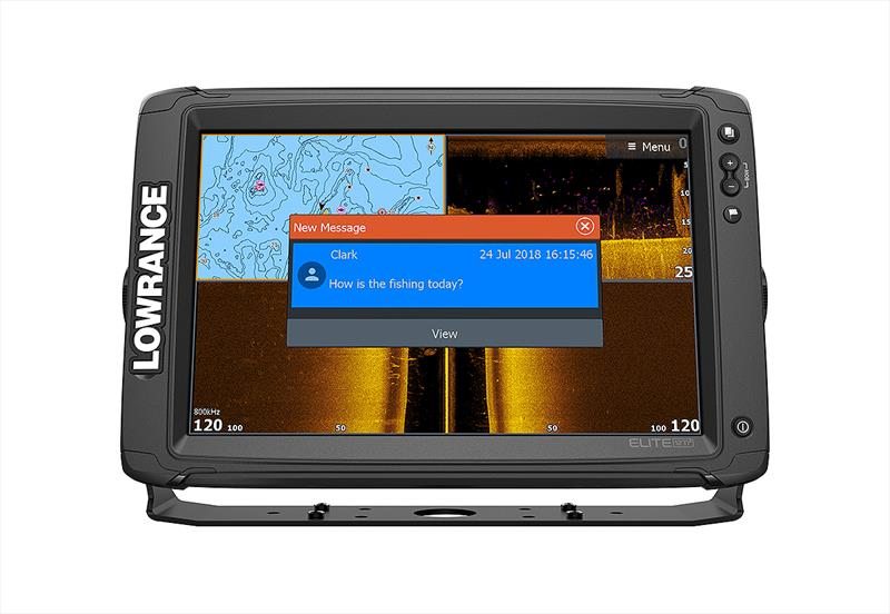 Lowrance unveils new Elite Ti2 Series