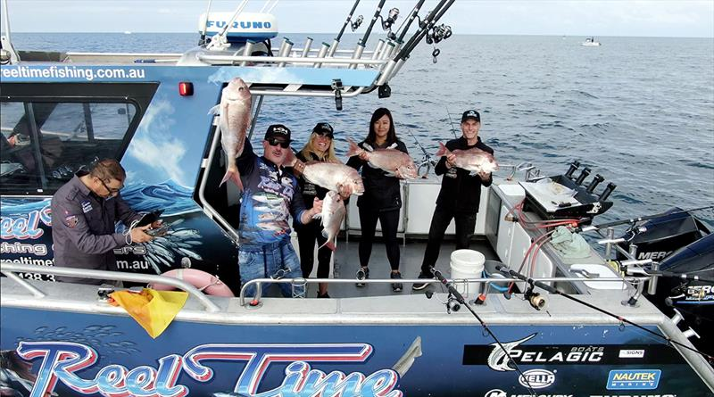 Reel Time photo copyright Mercury Marine taken at  and featuring the Fishing boat class