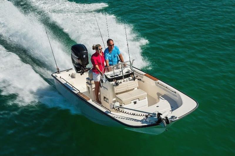 Boston Whaler 170 Montauk wins European BOB (Best of Boats