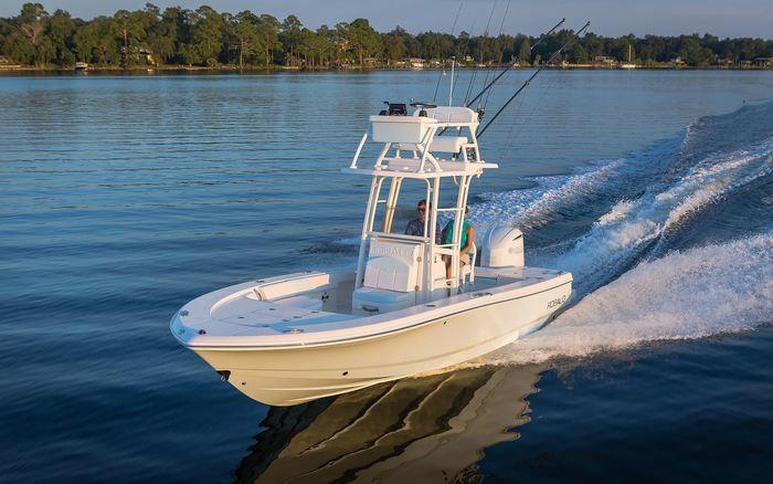 Top tips for winterizing your fishing boat & gear photo copyright Robalo Boats taken at  and featuring the Fishing boat class