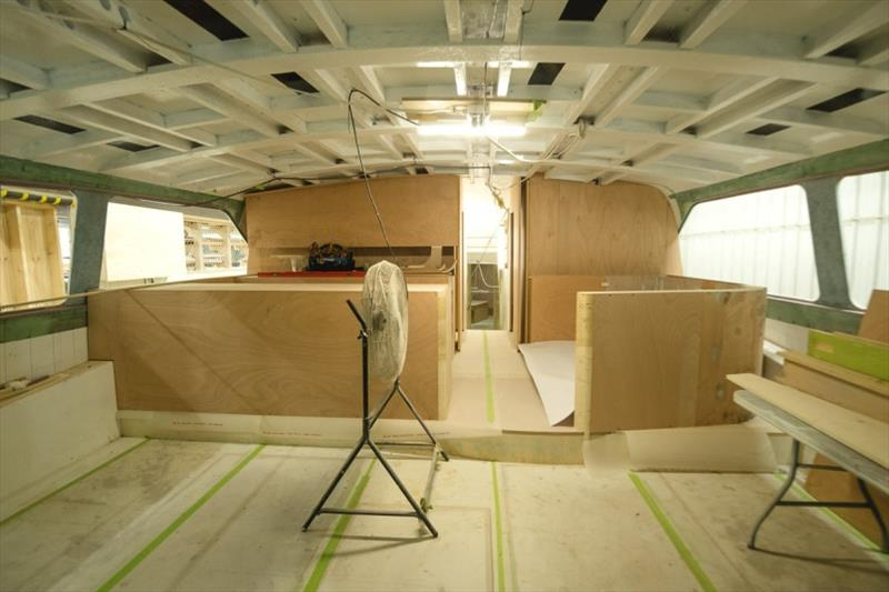 Blue View - Bayliss 78' photo copyright Bayliss Boatworks taken at  and featuring the Fishing boat class