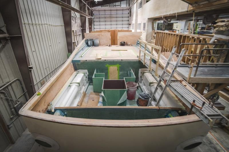 Gypsea - Bayliss 62' photo copyright Bayliss Boatworks taken at  and featuring the Fishing boat class