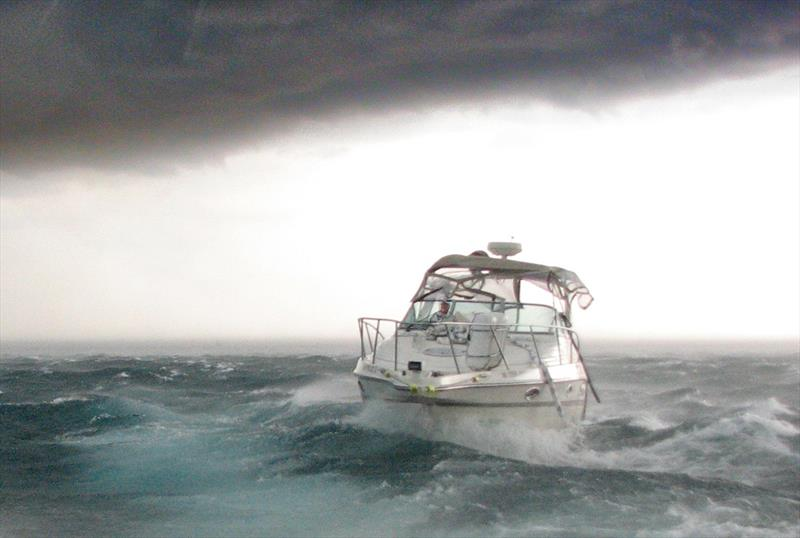 "The National Weather Service is proposing renaming ""Small Craft Advisory"" to ""Small Craft Warning."" photo copyright Albert Barkus taken at  and featuring the Fishing boat class"