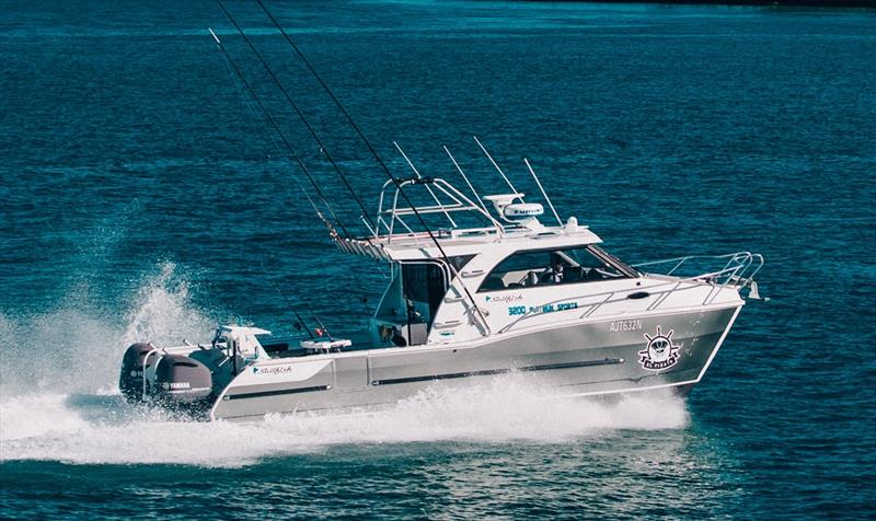 Sailfish 3200 Platinum photo copyright John Willis taken at  and featuring the Fishing boat class