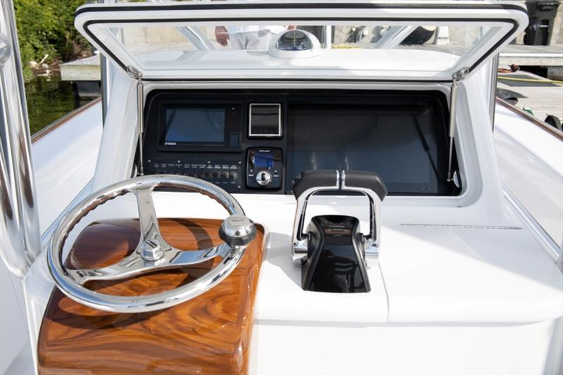 Bayliss 27' Center Consoles photo copyright Bayliss Boatworks taken at  and featuring the Fishing boat class