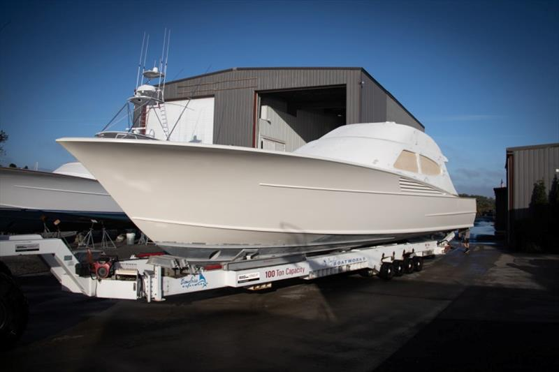 Bayliss 72' Old Reliable - photo © Bayliss Boatworks