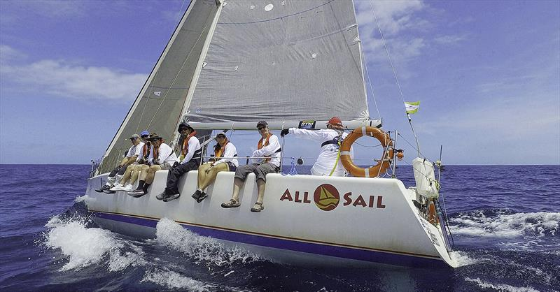 The Sydney 38, All Sail Another Challenge - photo © Pantaenius