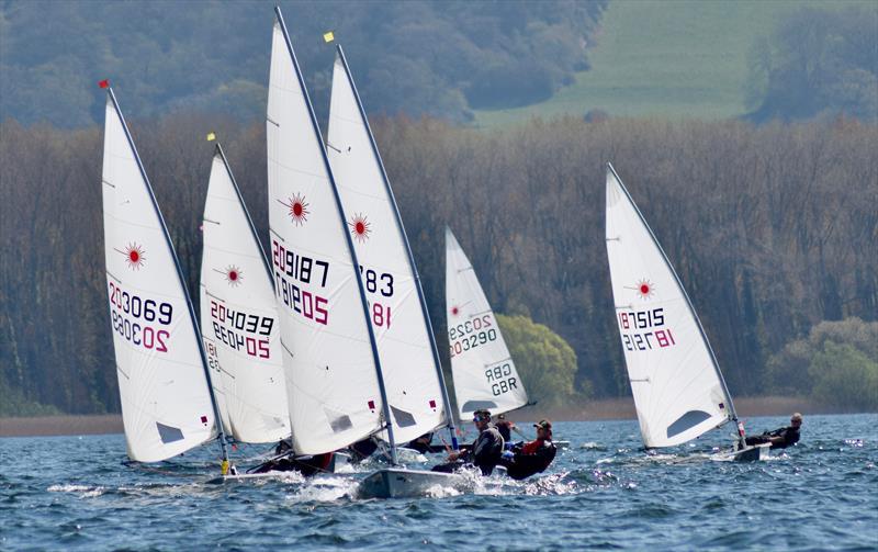 UK Laser Masters Inland Championship at Chew Valley Lake