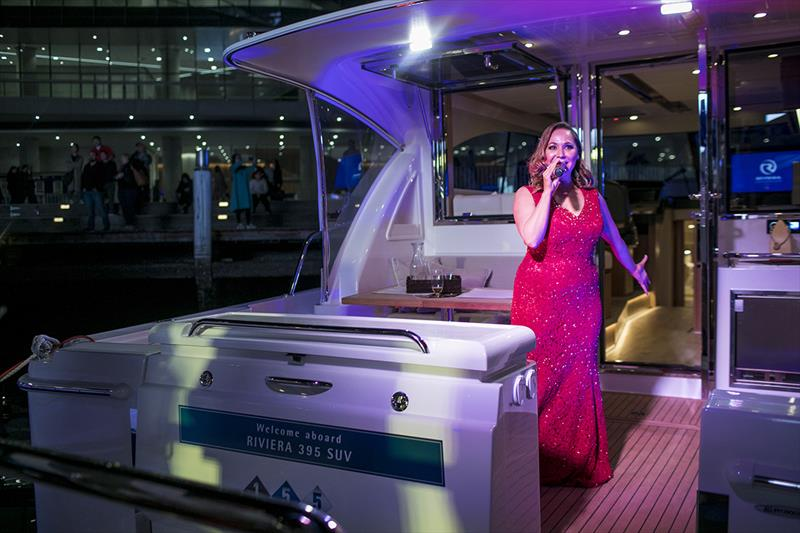 The Riviera and Belize Festival of Boating Gala Marina Party will be held this year on Friday May 24 and Saturday May 25 - photo © Riviera Studio