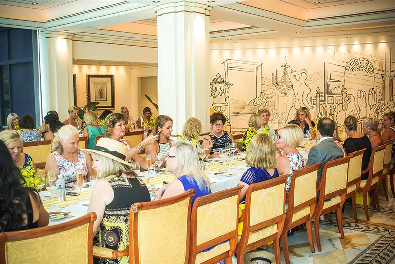 The Riviera and Belize Festival of Boating Ladies Luncheon will be held this year on Friday May 24 at the InterContinental Resort at Sanctuary Cove - photo © Riviera Studio