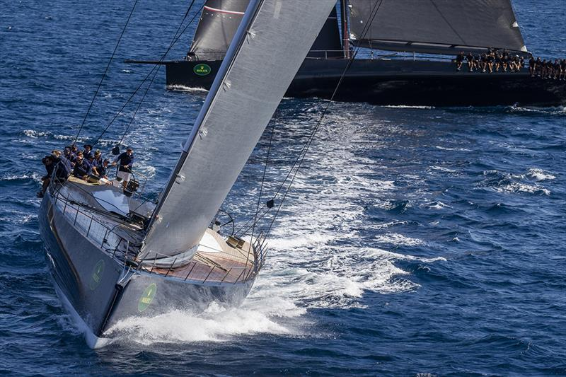 Maxi Yacht Rolex Cup and Rolex Maxi 72 Worlds at Yacht Club Costa
