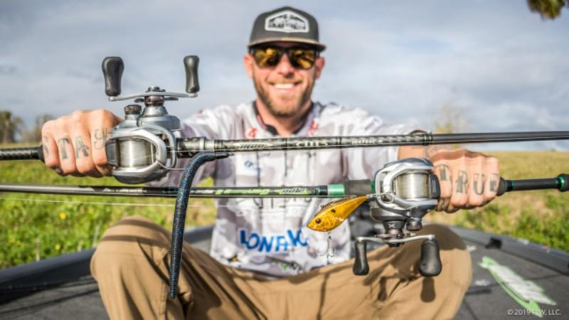 Aaron Britt photo copyright FLW, LLC taken at