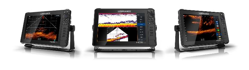 Lowrance HDS LIVE displays photo copyright Lowrance taken at