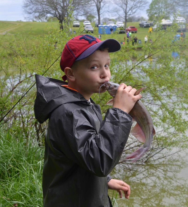 Two hundred youth participated in the Spring Hill event free of charge. - photo © Union Sportsmen's Alliance
