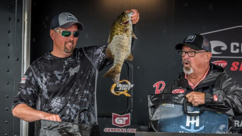 By the Numbers: Lake Champlain photo copyright FLW, LLC taken at