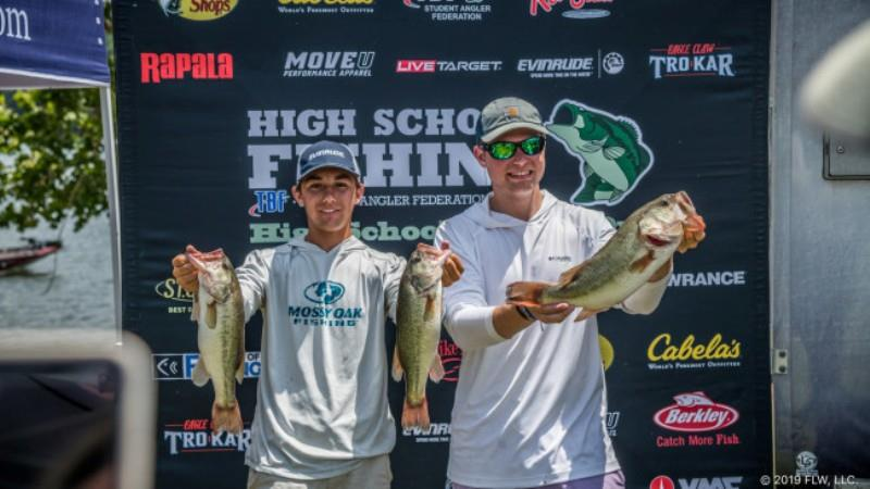 Christopher Capdeboscq and Sam Acosta photo copyright FLW, LLC taken at