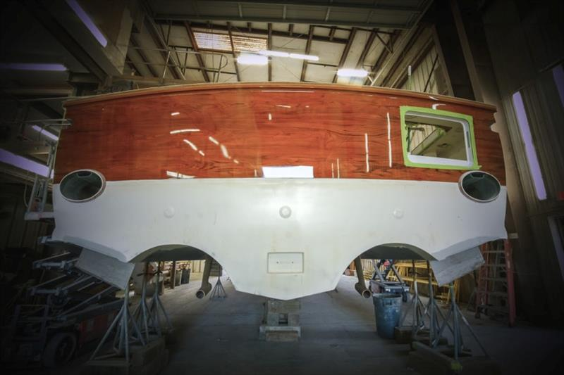 Blue View - Bayliss 78' photo copyright Bayliss Boatworks taken at