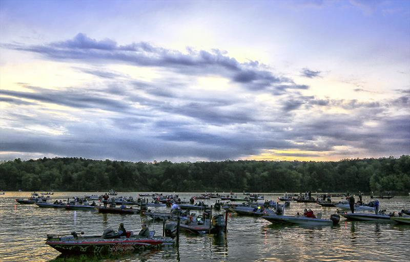 Smith Lake is a popular destination for tournament and recreational anglers from across the United States. - photo © Justin Brouillard
