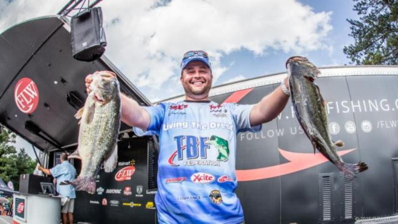 Tackle Warehouse Pro Circuit Super Tournament - photo © FLW Fishing