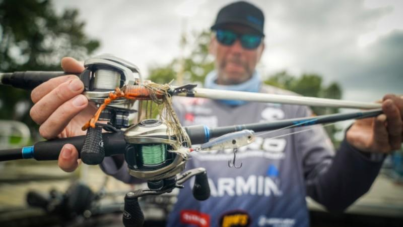Todd Walters - photo © FLW Fishing