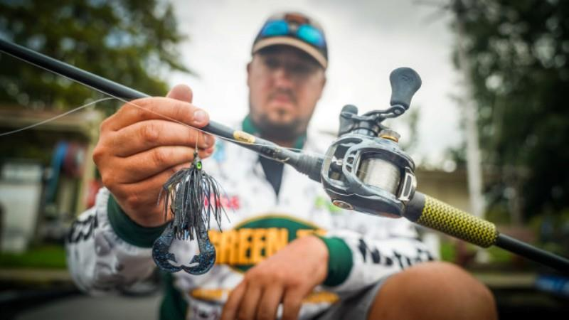 Cody Pike - photo © FLW Fishing