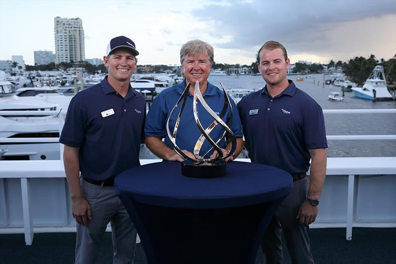 Viking 54 Convertible takes home Best of Show award - photo © Fort Lauderdale International Boat Show