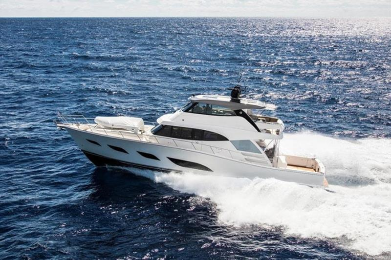 Riviera 72 Sports Motor Yacht - photo © Riviera Australia