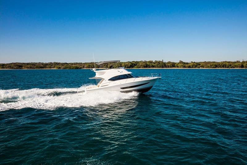 Riviera 39 Sports Motor Yacht. - photo © Riviera Australia