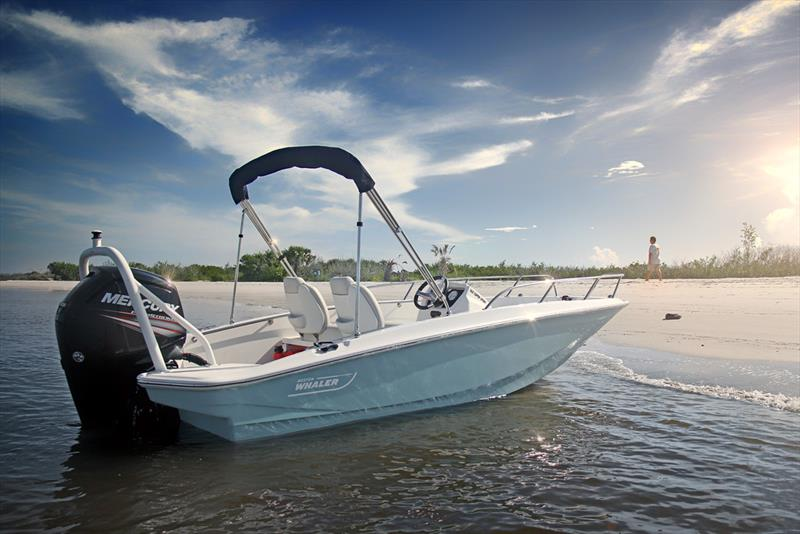 160 Super Sport - photo © Boston Whaler