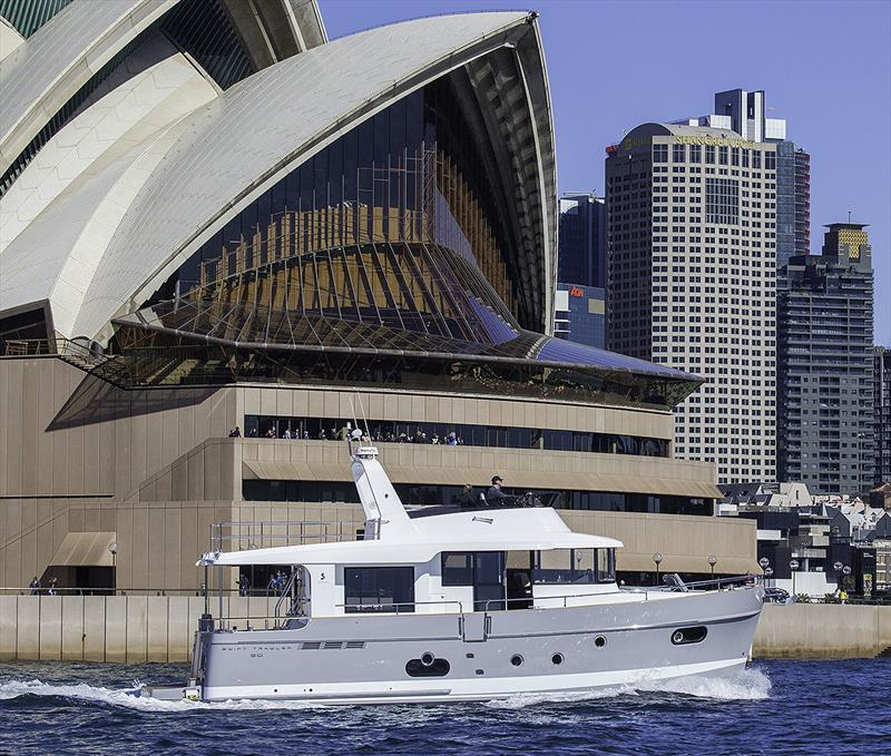 Beneteau Swift Trawler 50 is a cruiser par excellence - photo © John Curnow