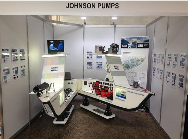 Johnson Pump - Adelaide Boat Show - photo © AAP Medianet