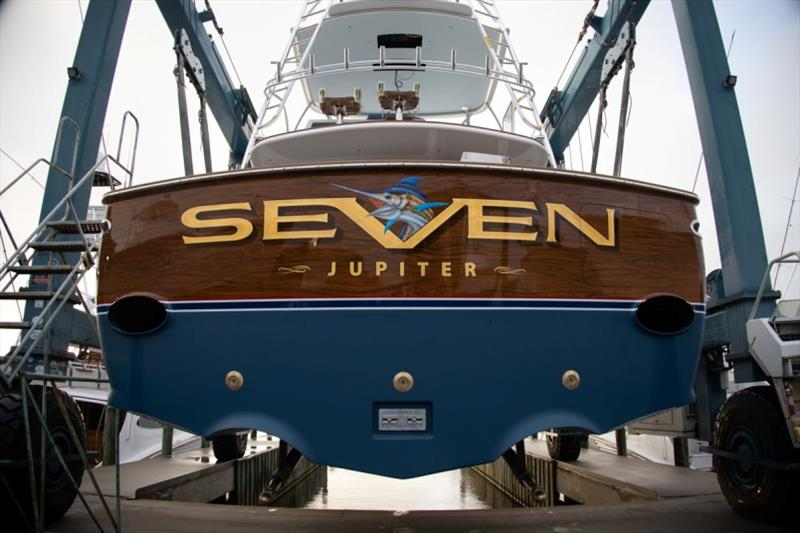 Seven (Bayliss 62') - photo © Bayliss Boatworks