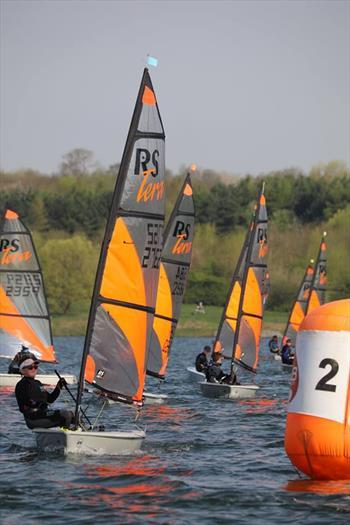 Rooster RS Tera Start of Seasons at Northampton Sailing Club