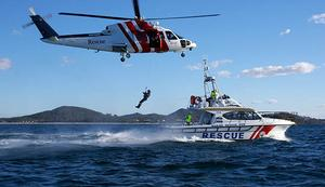 Marine Rescue NSW - photo © Tony O'Donnell
