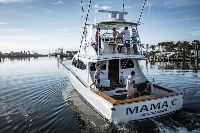 60' Mama C © Bayliss Boatworks