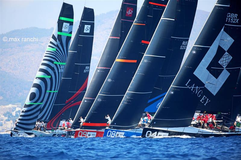 Rolex TP52 World Championship Puerto Portals 2019 photo copyright Max Ranchi / www.maxranchi.com taken at  and featuring the TP52 class
