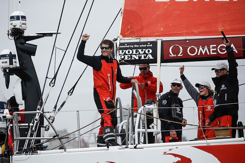 Zhik congratulate Champions Dongfeng Race Team and Team AkzoNobel